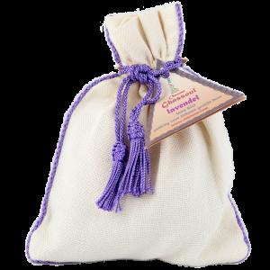 Ghassoul met lavendel in sierzakje